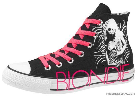 2ef25e75c3eb Converse - Spring 2010 - Chuck Taylor All Star Punk Collection ...