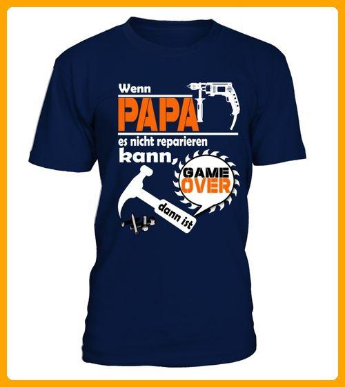 Papa GAME OVER - Shirts für papa (*Partner-Link)