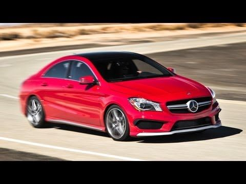 2014 Mercedes-Benz CLA45 AMG: The Most Powerful Turbo 4-cylinder in