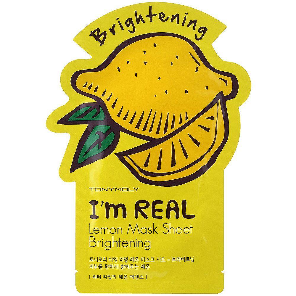 Photo of TONYMOLY I'm Real Lemon Mask Sheet | Ulta Beauty