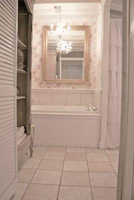 French Cottage Bathroom Home Remodel 2018 Pinterest
