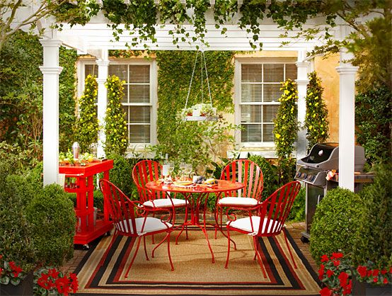 Hanging Plants Outdoor Decor And Ideas Share Your Outdoor Room At The Home Depot Outdoor Patio Decor Small Patio Decor Small Outdoor Patios