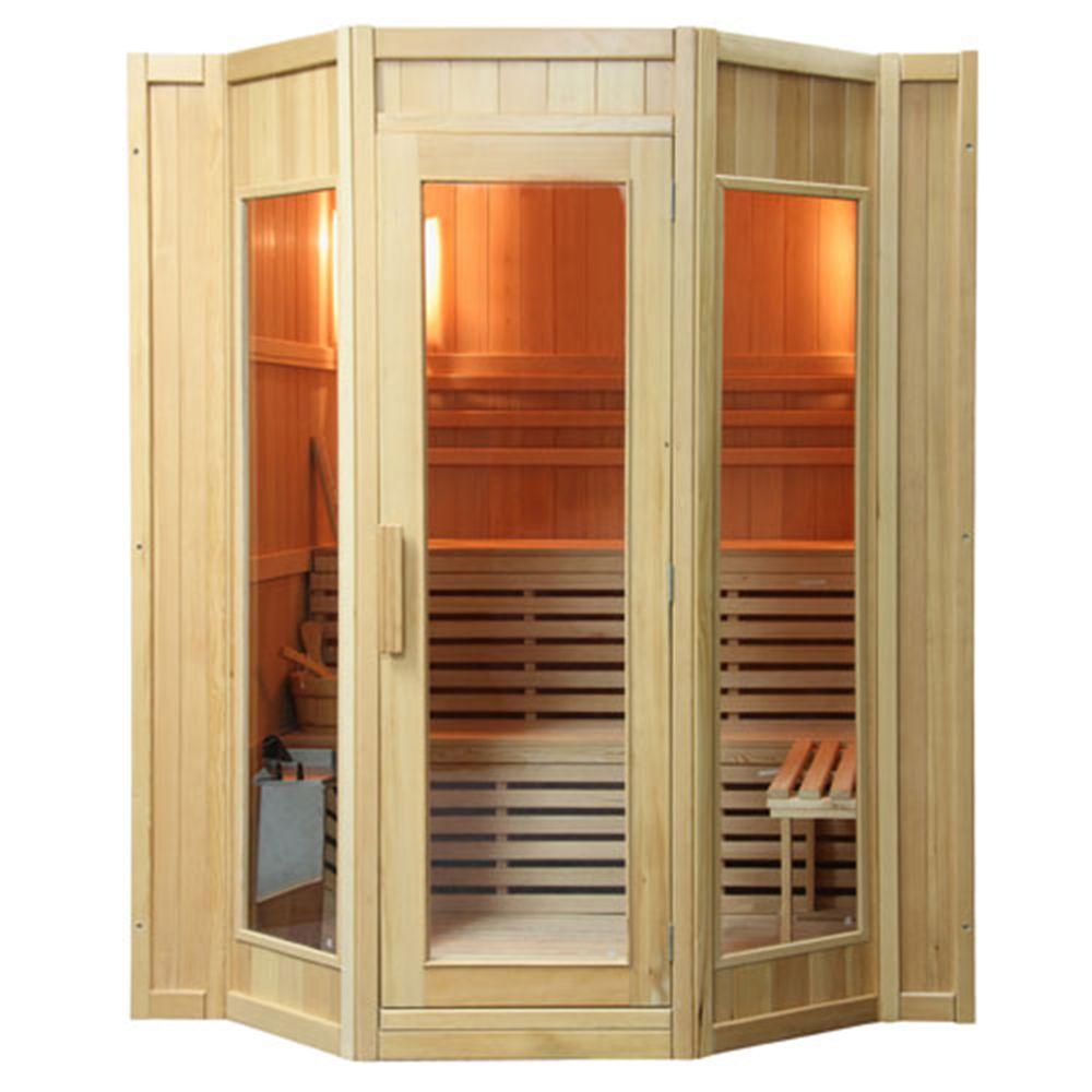 Buy kivi 6 person traditional finnish sauna online