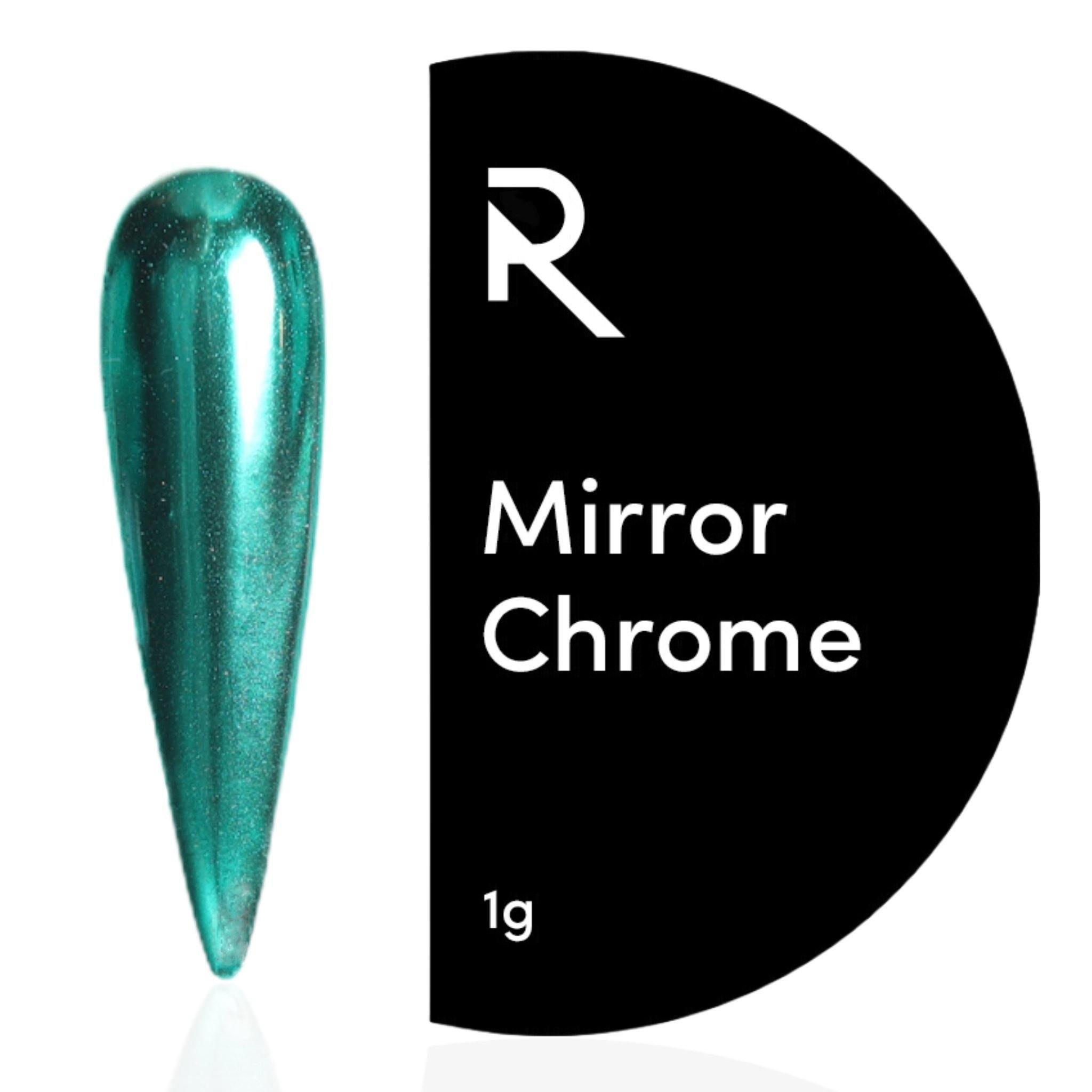 Spiegelchrompulver 19