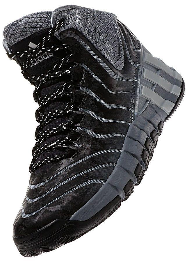 big sale b745b 180ab adidas Crazyquick 2 BlackGrey G98408 (3) Chaussures Dhomme, Vetement