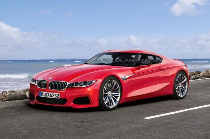 Bmw Toyota Sports Car Moves To The Concept Phase Model Still On Schedule