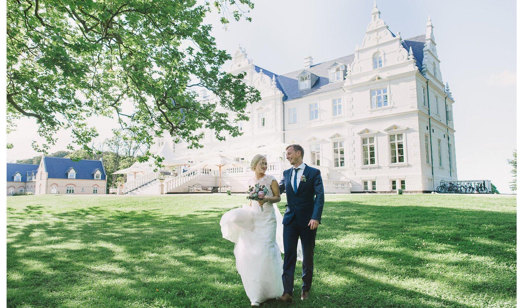 Bryllup - Kokkedal Slot Copenhagen
