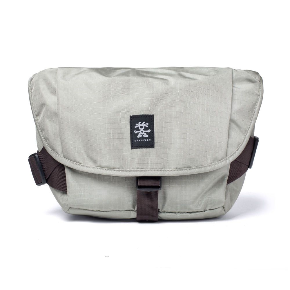 Crumpler Light Delight Hipster / Shoulder Sling Bag 4000 LDHS4000-012 Platinum #Crumpler