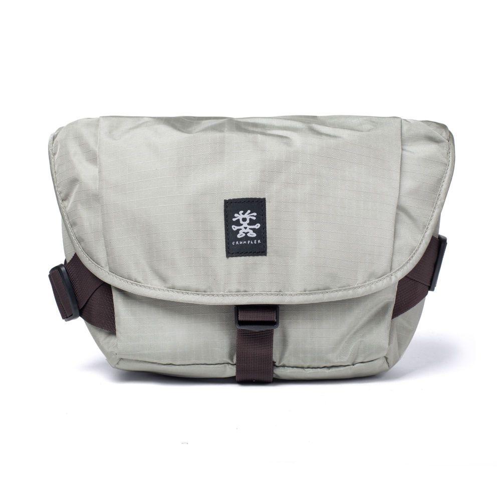 Crumpler Light Delight Hipster / Shoulder Sling Bag 4000 LDHS4000-012 Platinum #Crumpler