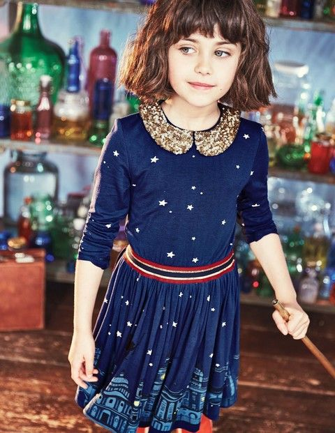 50145a54b Royal Palace Dress (Roald Dahl Collection) by Mini Boden