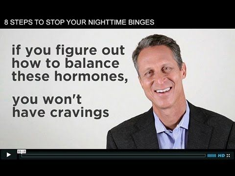 House Call: 8 Steps To Stop Your Nighttime Binges