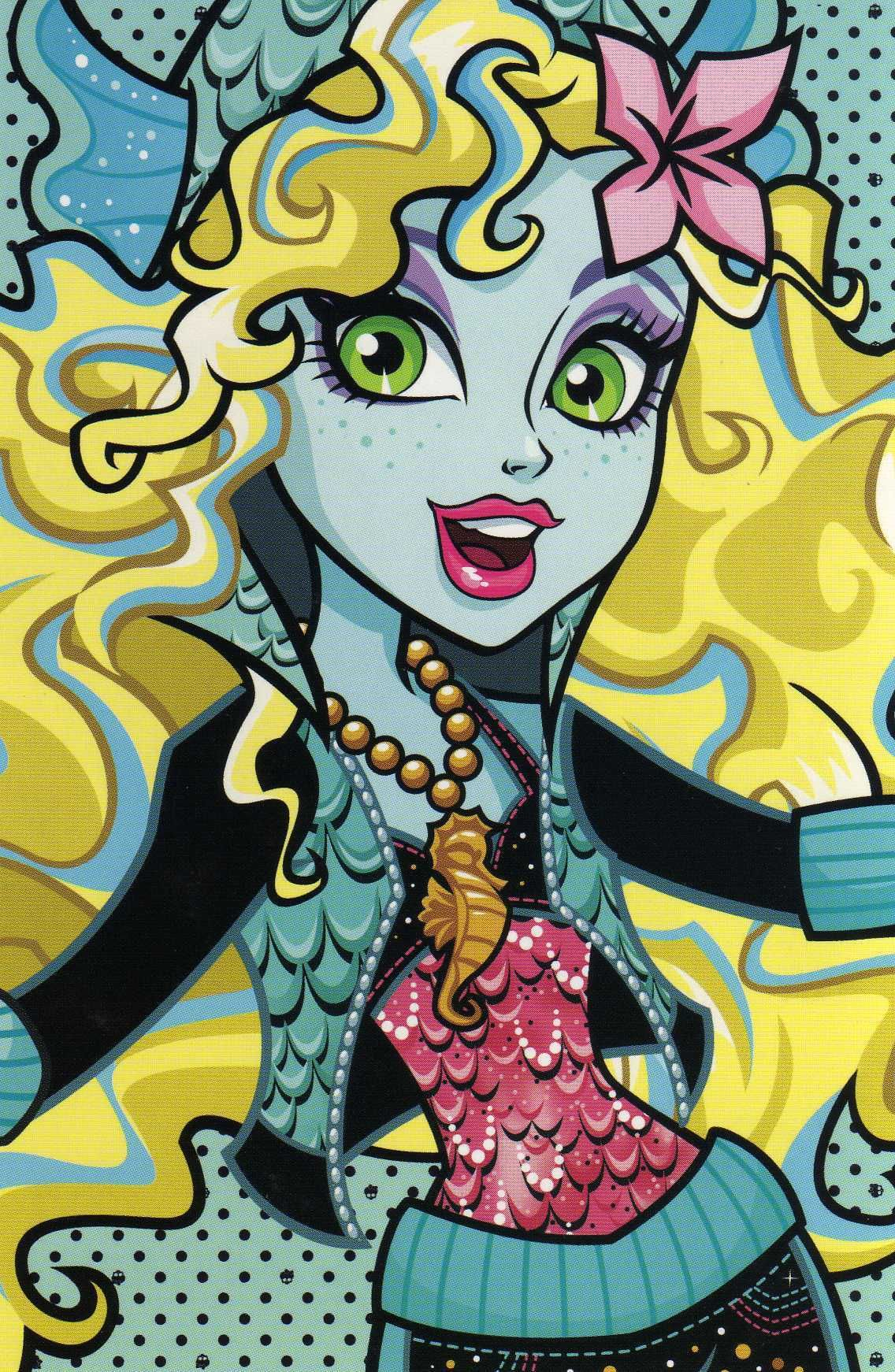 Me And Lagoona Blue Have A Secret She Says I Can Tell My Friends But Not The Headmaster Well You Know That Lagoonas Dad Was Sea Monster Mom