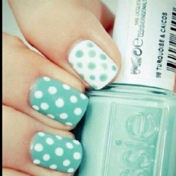 nails art cute