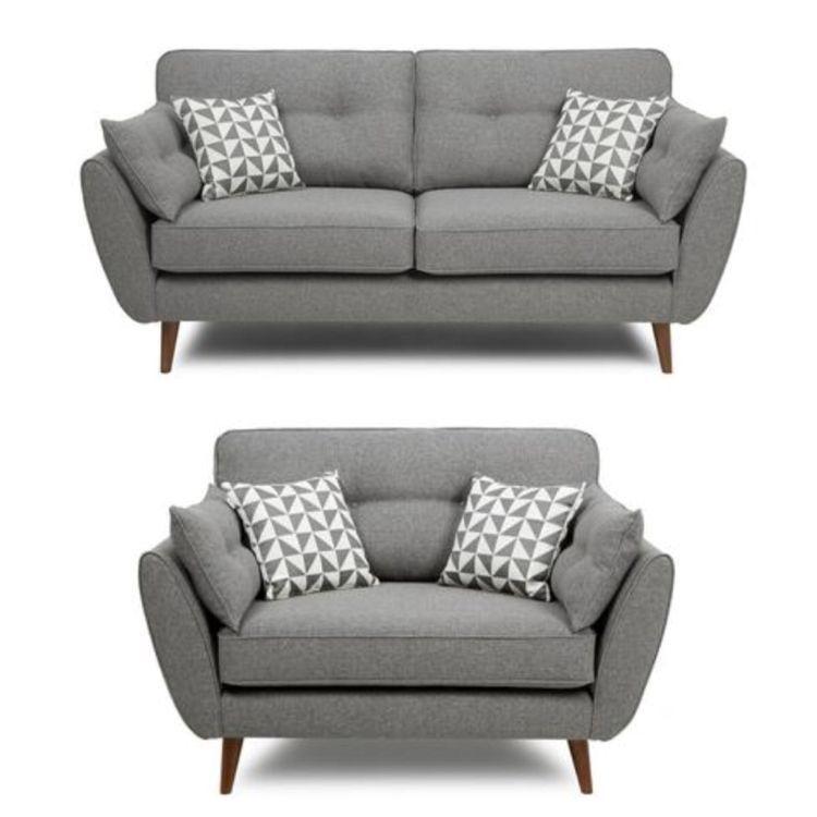 Pin De Vina Retriana Em Casa Sofas Modernos Sofa Pequeno Sofa