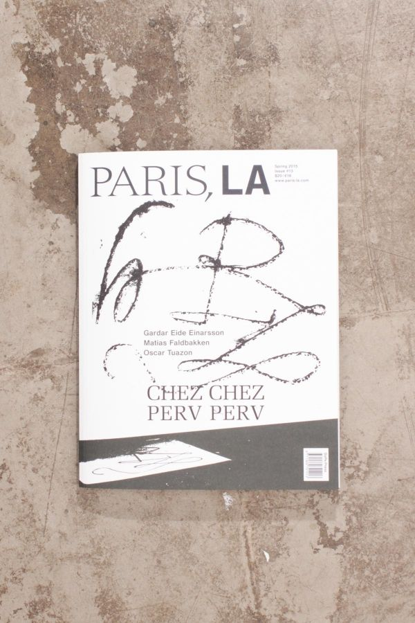 Paris LA - Issue 13 Chez Chez Perv Perv by Dope Press // Shop at Sprmrkt Amsterdam