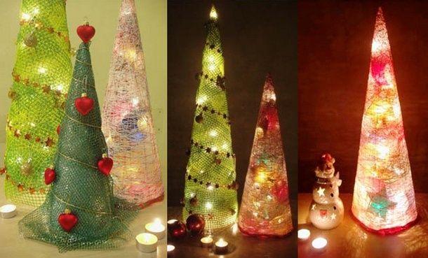 Как сделать елку своими руками на Новый год 2018 - http://god ...