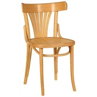 Bentwood Bistro Chair - Traditional Bistro Style