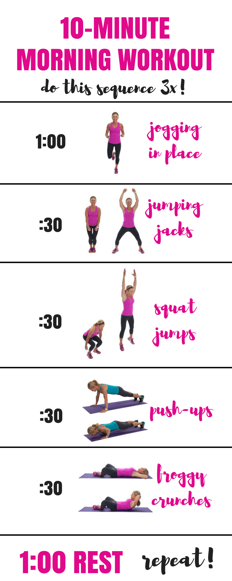 I Track Bites >> 6 Things Healthy Women Over 40 Do Every Morning | exercise ...
