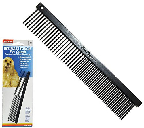 Dog Combs 1 Excellent Quality Four Paws Ultimate Touch Long Coat