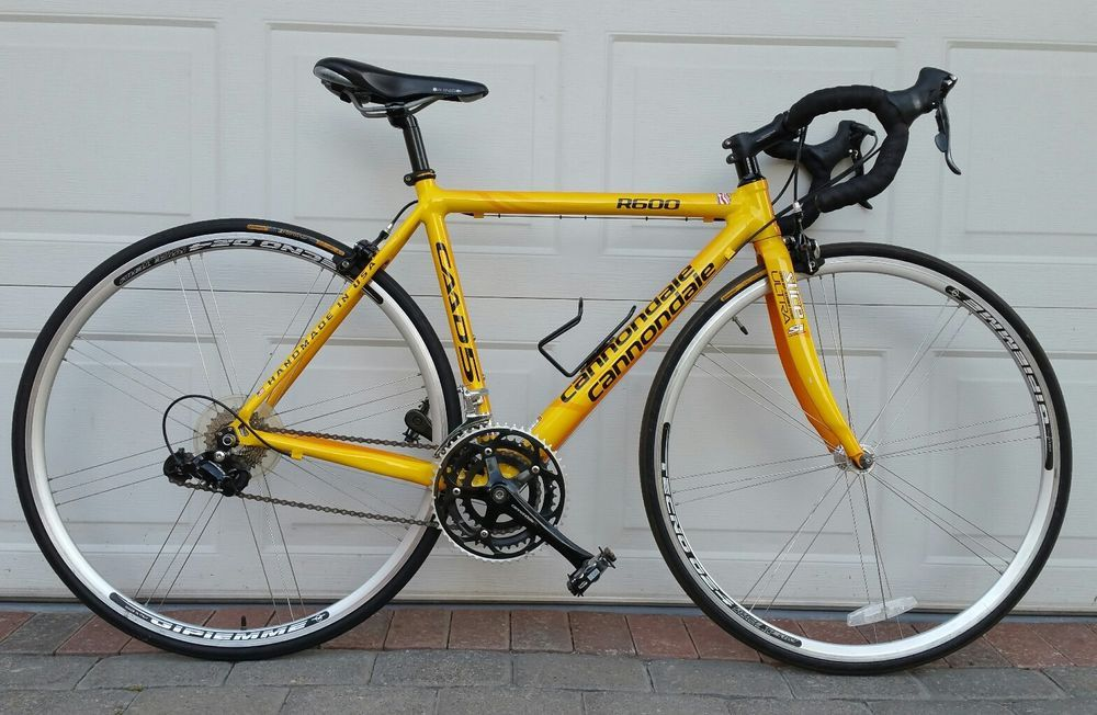 Cannondale R600 Caad5 Triple 50cm Road Bike Shimano 105 Excellent