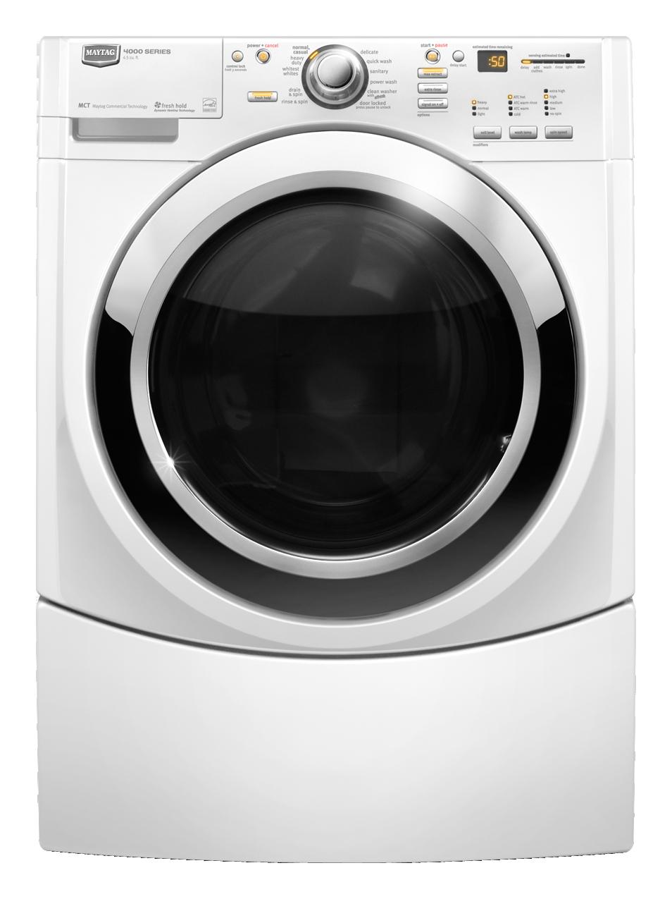 Maytag Washer And Dryer Laundry Room Storage Shelves Laundry