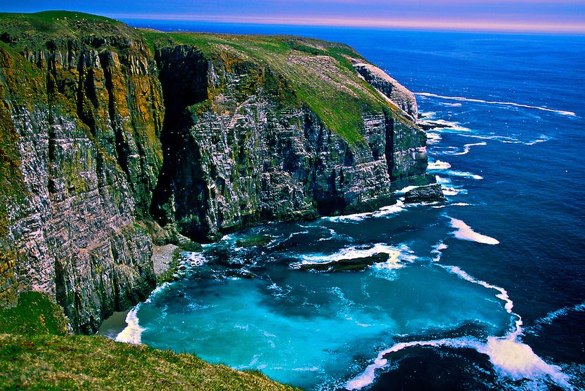 Cape St Mary 39 S Ecological Reserve Avalon Peninsula Newfoundland Canada Road Trip 2014
