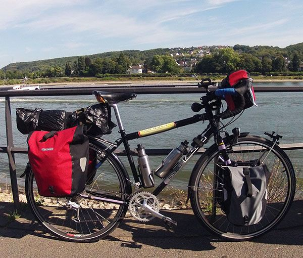 Cycle Touring Pack List For A European Summer Revised With