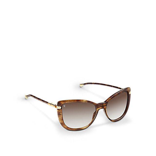 eb4f446d3d3d Louis Vuitton Charlotte Sunglasses