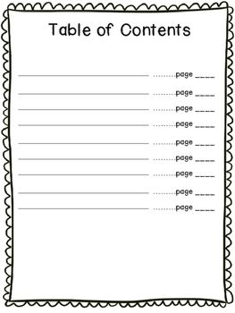 Informational Writing Paper Template Non Fiction Writing Lucy