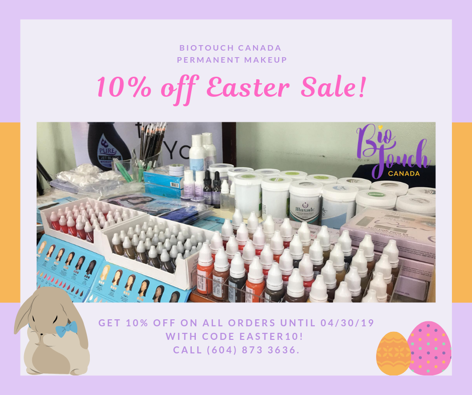 Products Permanent Makeup Easter sale, Canada makeup