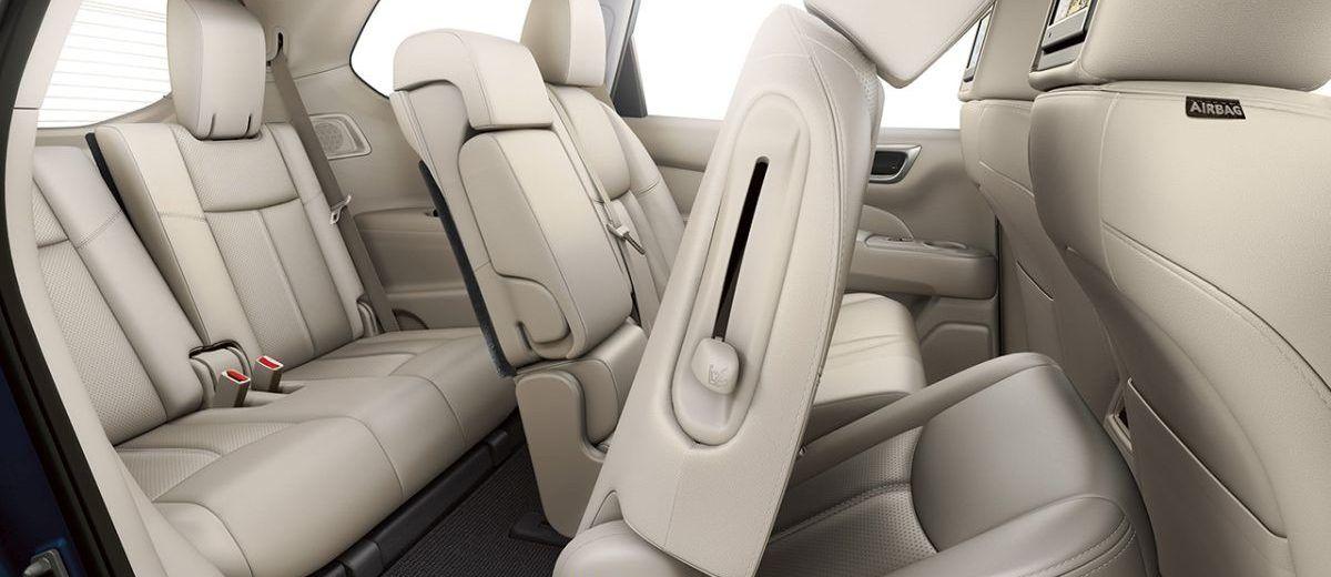 2016 Nissan Pathfinder Redesign Interior Nissan