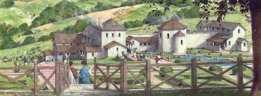 Country Estates in Roman Britain