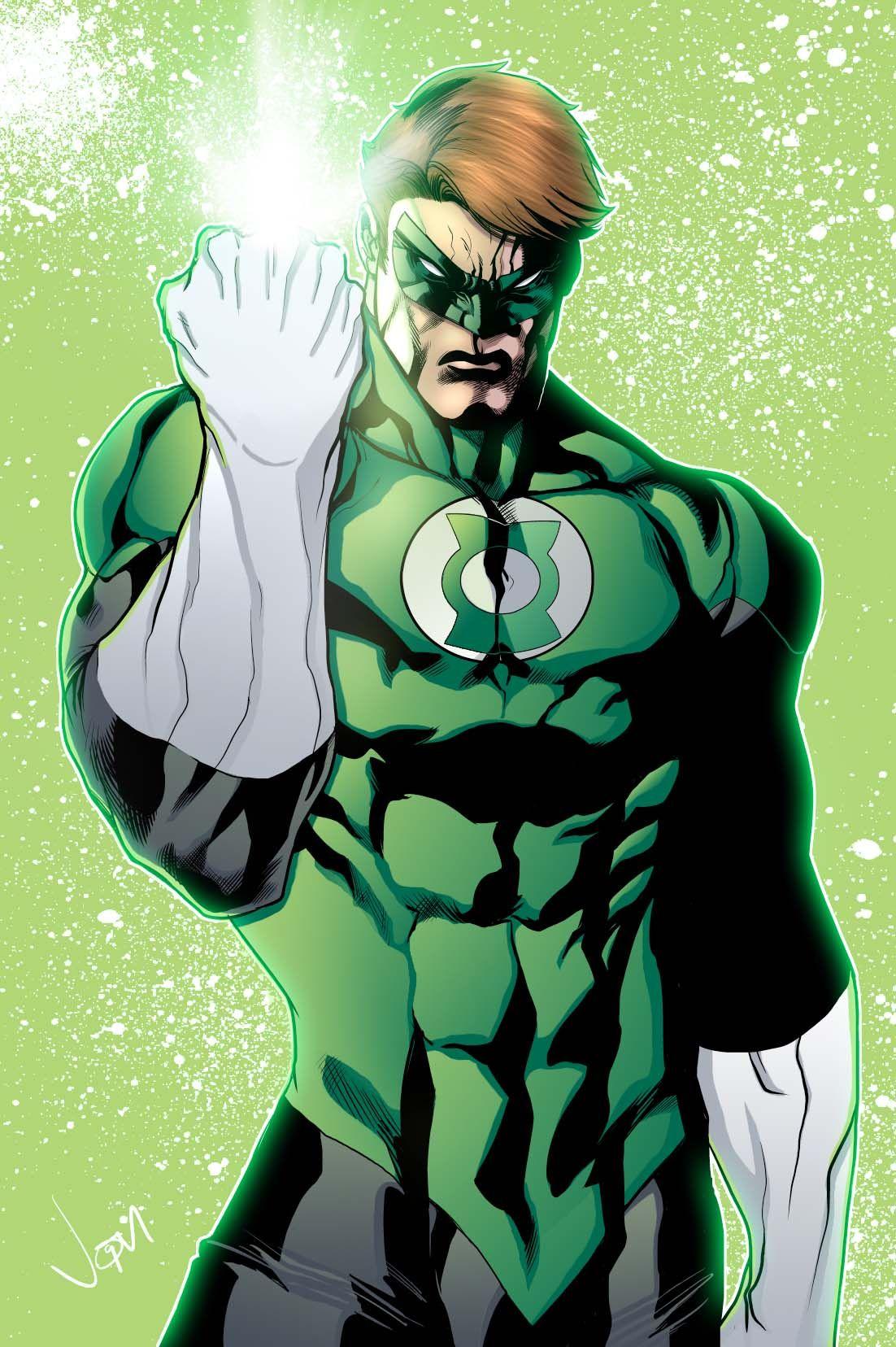 The Mighty Green Lantern By Xxnightblade08xx Linterna Verde Dibujos Dibujos Animados