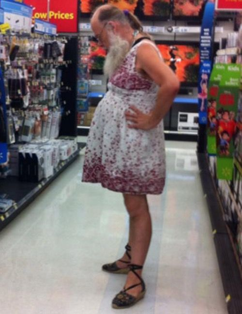 Pin on Just plain funny Outrageous Outfits On Walmart Shoppers
