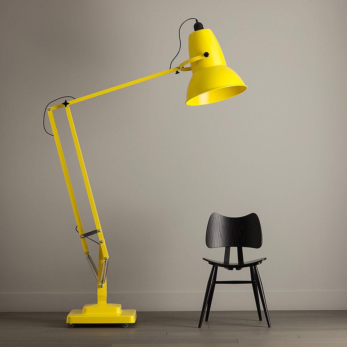 Giant 1227 Floor Lamp - Office Snapshots   MAGZ-PERATION   Pinterest ...