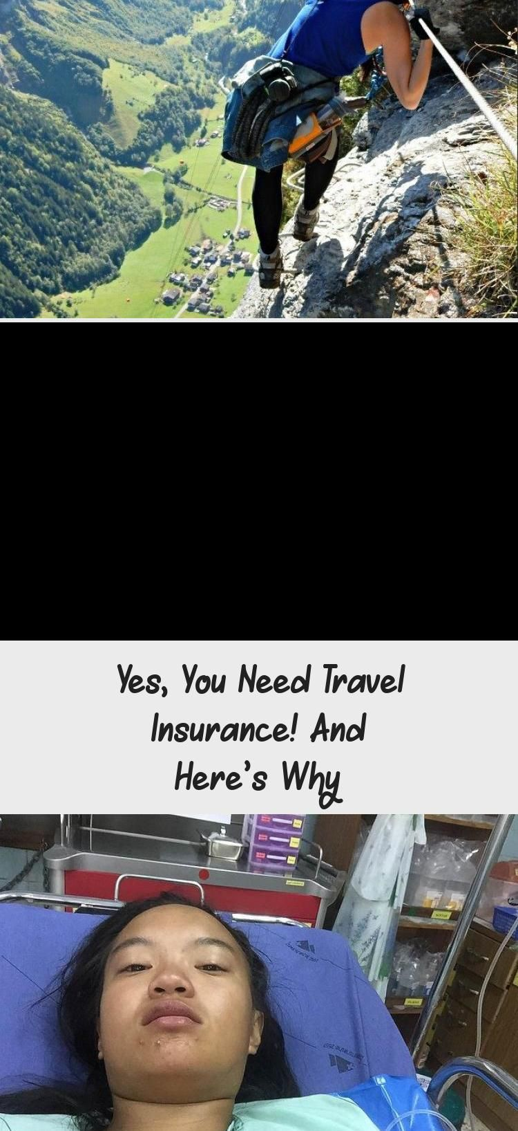 Yes You Need Travel Insurance And Here S Why In 2020 Travel