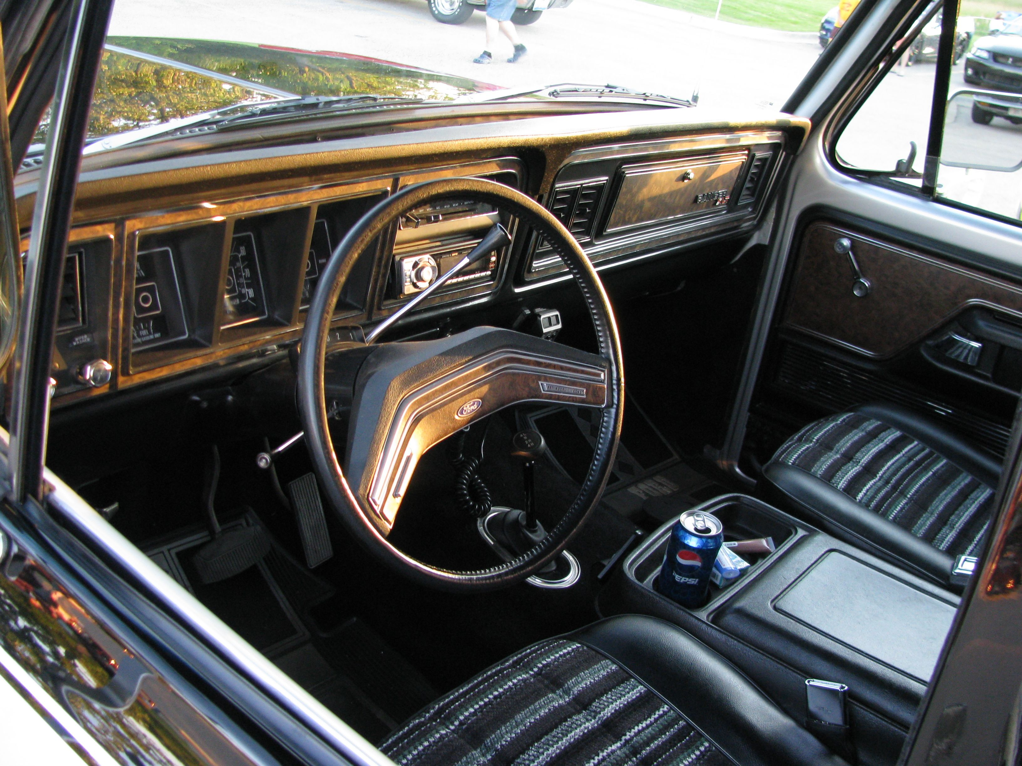 1979 Ford Interior Ford Bronco Ford Trucks 1979 Ford Truck