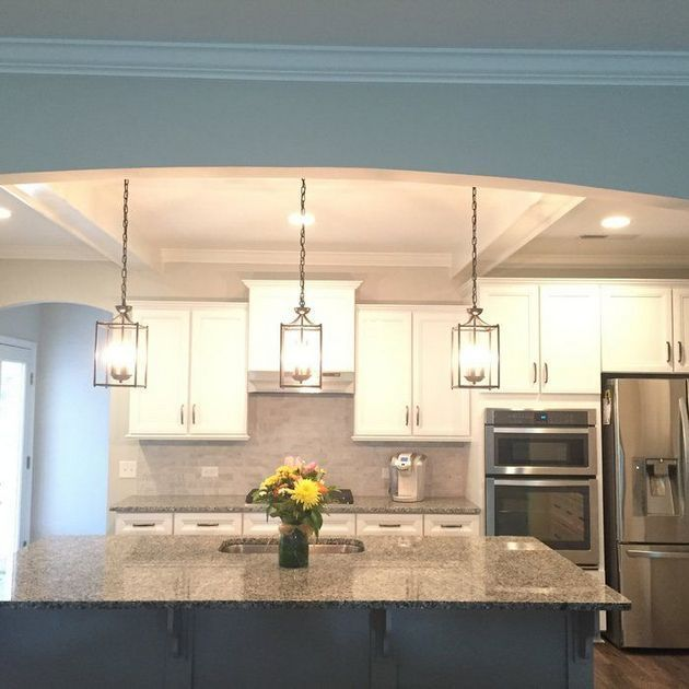 40 The Good The Bad And Kitchen Lighting Ideas Farmhouse Ceilings