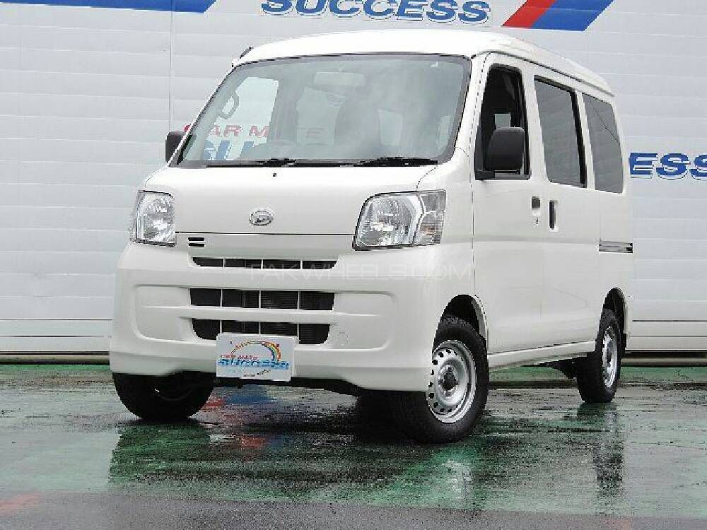 Daihatsu Hijet Deluxe Van 2018 Price In Pakistan With Images