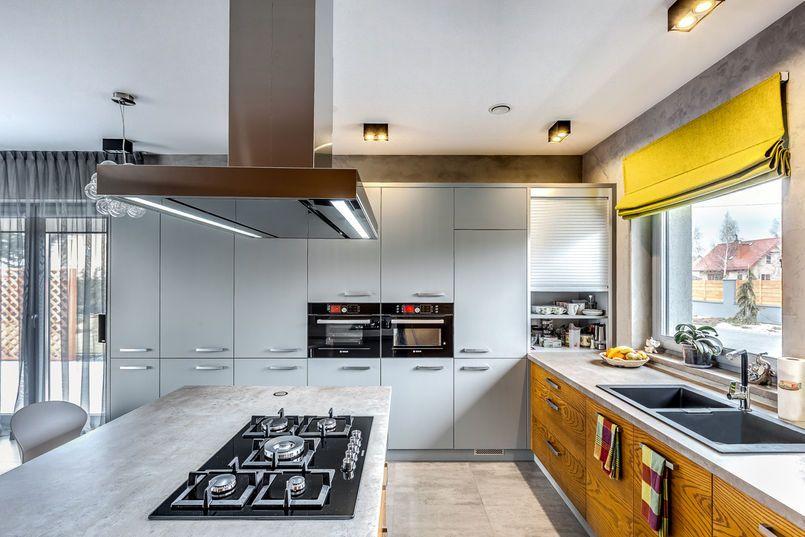 Betonowe Blaty Kuchenne Home Decor Kitchen Kitchen Cabinets