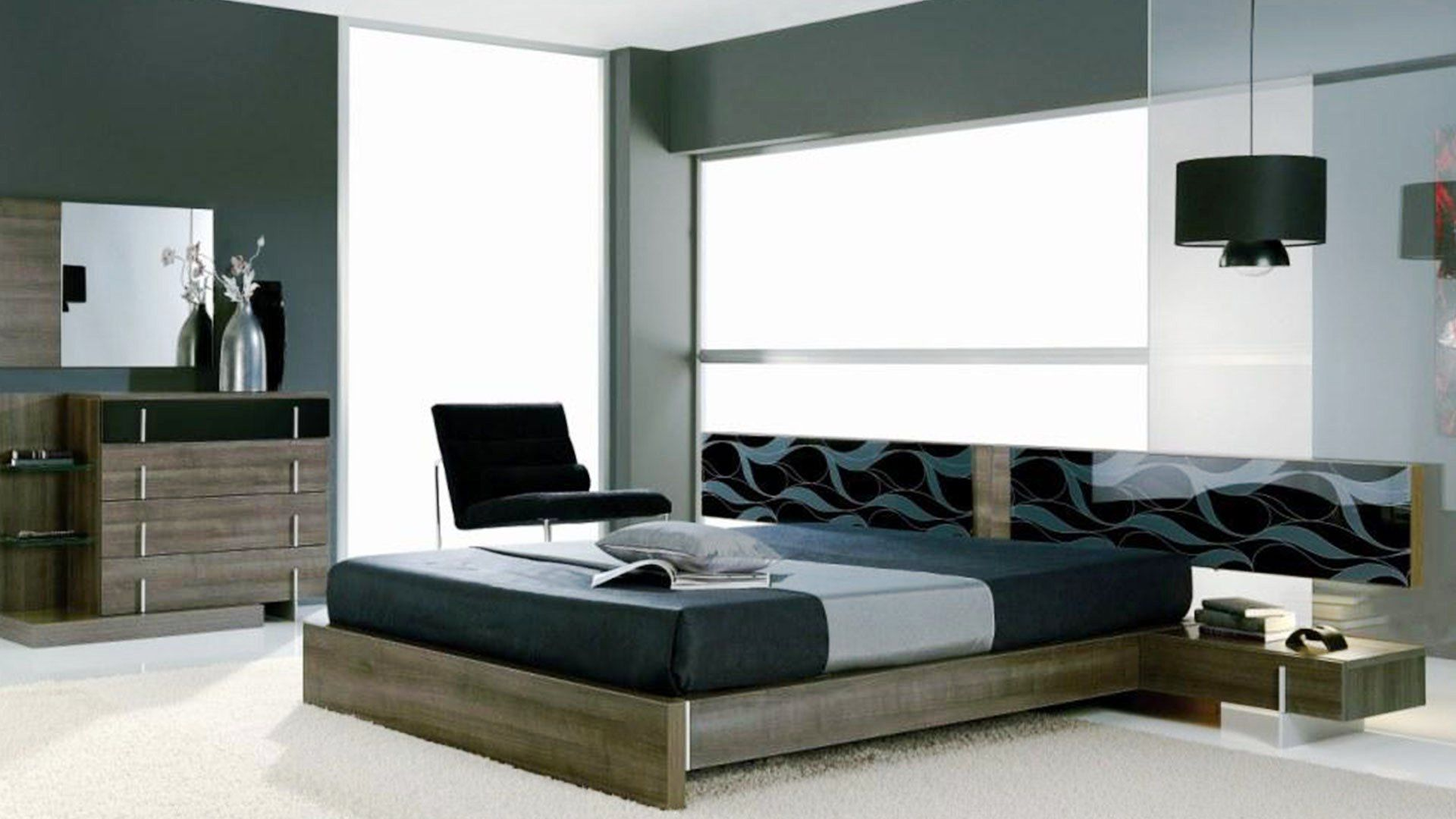 Medium Cool Bedroom Ideas For Men Plywood Picture