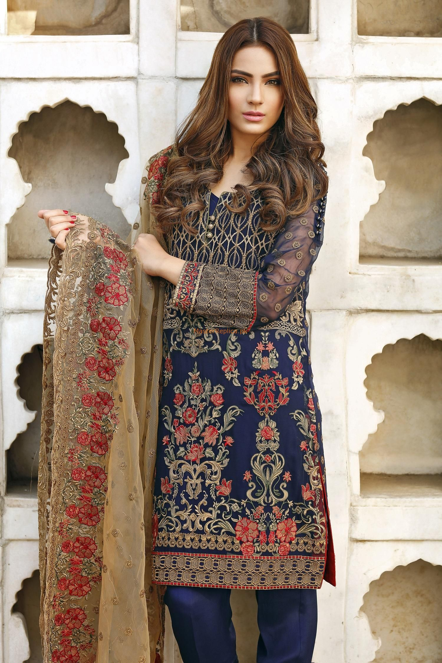 d77ca7921f Baroque Midnight Giardino Replica | Eid dresses | Pakistani dresses ...