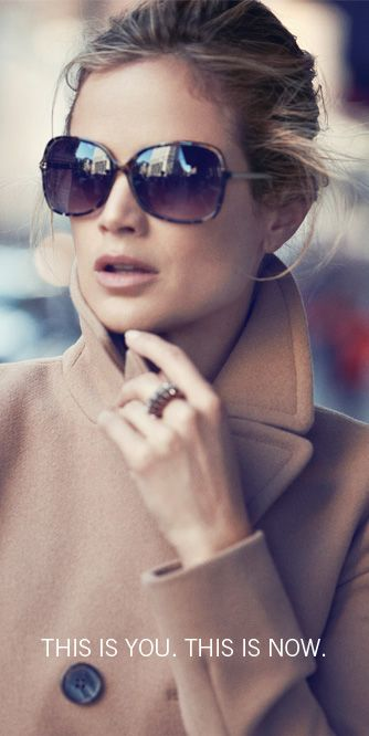 Love the effortless glamour