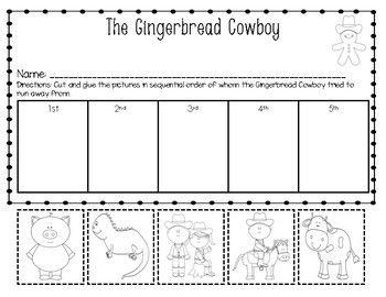 The Gingerbread Cowboy Book Companion