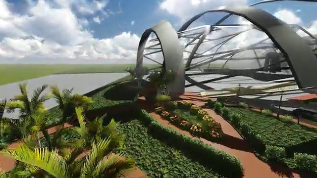Architectural Design 7 : ASEAN Convention Center Major Plate Sample