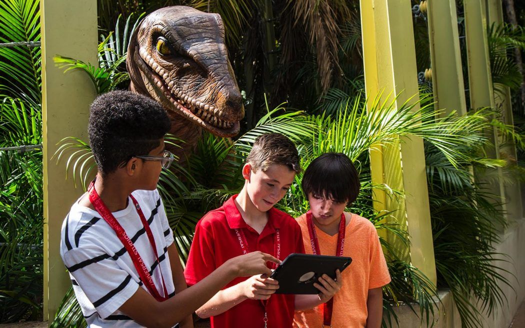 Universal Orlando Launches New Interactive Learning Youth