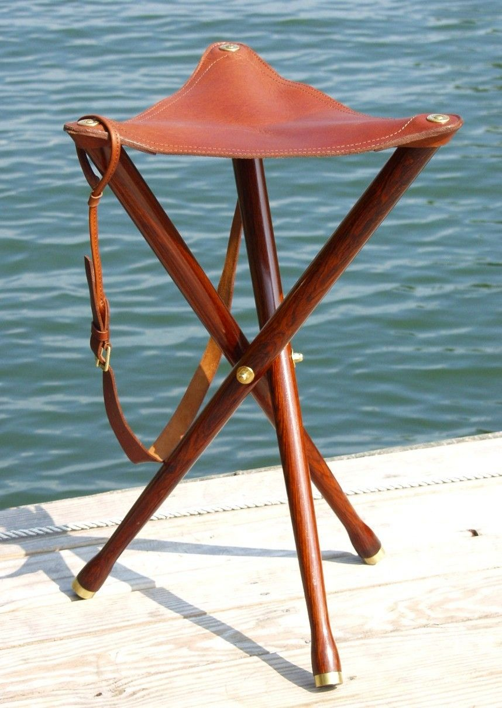 Rugged Individuals Campaign Safari Chairs Furniture
