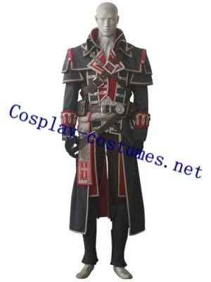 Game Costume Shay Patrick Cormac Cosplay Props Outfits Fancy Dress Superhero Men
