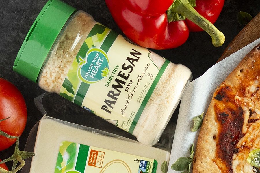 Follow Your Heart Dairy Free Parmesan Reviews Grated Shredded In 2020 Dairy Free Food Allergies Dairy Free Cheese