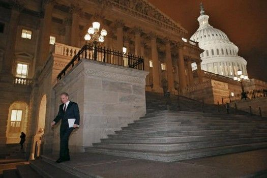 House passes 'fiscal cliff' bill; President Obama speaks about measure #examinercom